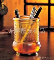 东莞阳光礼品笔筒