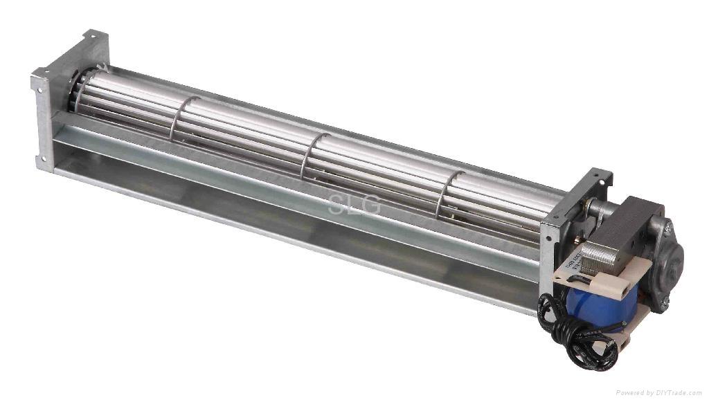 Cross Flow Fan : Cross flow blower fan tangential mm air wheel