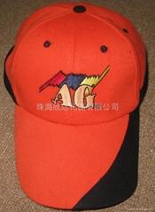 珠海廣告太陽帽