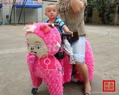 供应儿童动物电瓶车