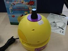 balloon pump, balloon inflator, electric balloon pump