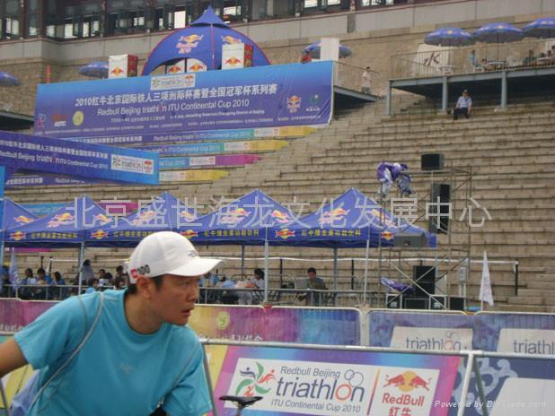2010紅牛國際鐵人三項比賽音響擴聲 4