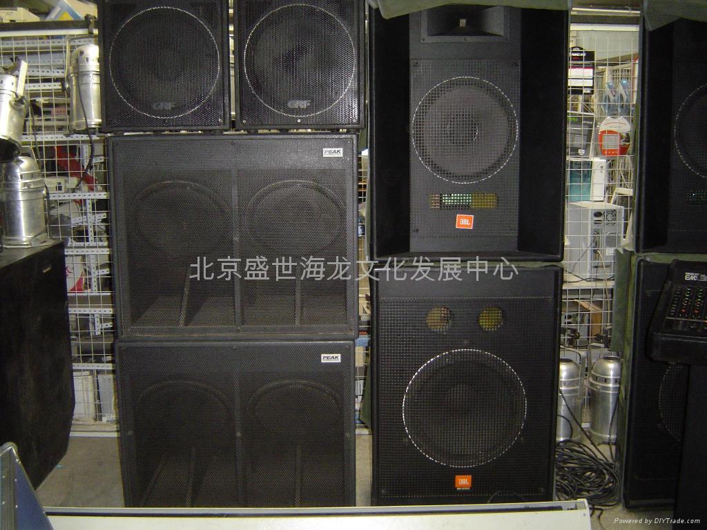 專業音箱 1