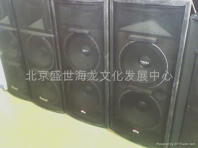 專業音箱 2
