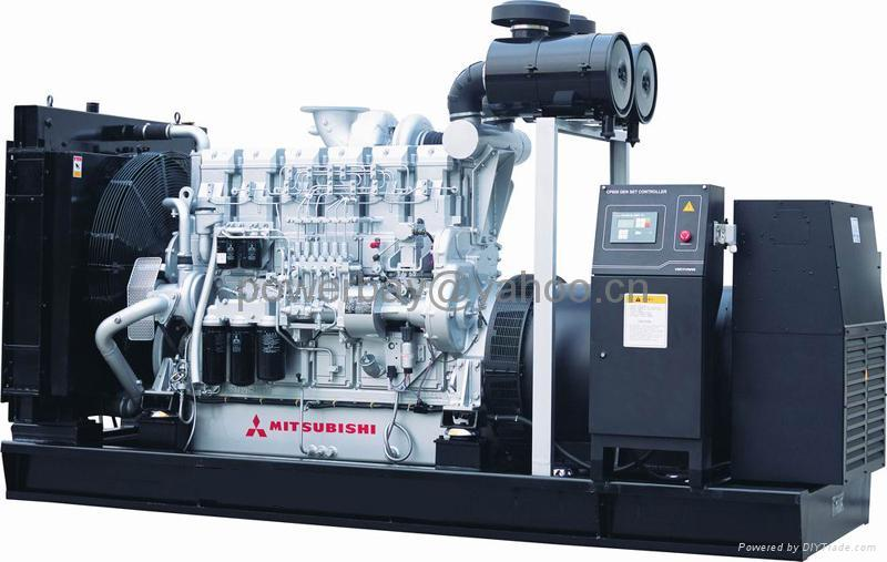 Mitsubishi sel Generator - Product Catalog - China - Fuan Powerbay