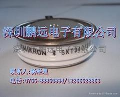 SKT340/16西门康晶闸管深圳鹏远电子长期供应
