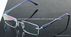 Beta Titanium Optical Frames TT8549