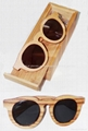 High Quality hand made Beech sunglass