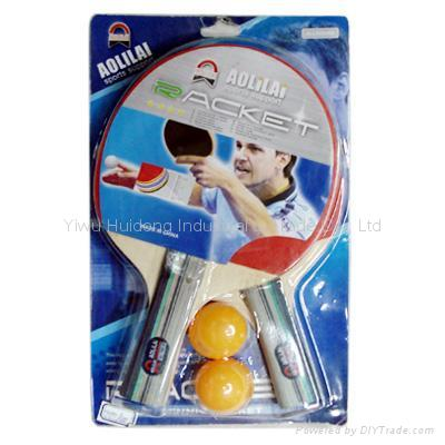 Table Tennis Racquet  (HD-T9011) 2