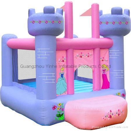 Princess Bouncer 1