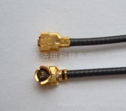 I-PEX RF(20278-1112R)射频同轴连接器 1