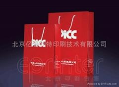 手提袋印刷,服裝紙袋,公司形象袋,環保紙袋