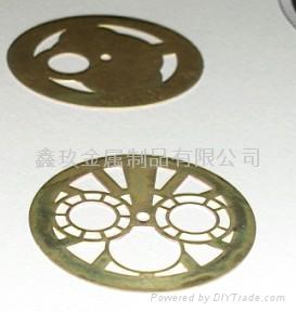 手表铜胚 1