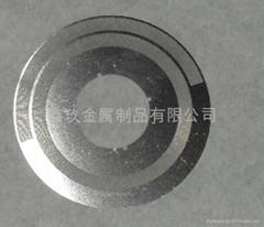 光电金属码盘