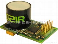 低功耗型红外二氧化碳传感器COZIR- wide range