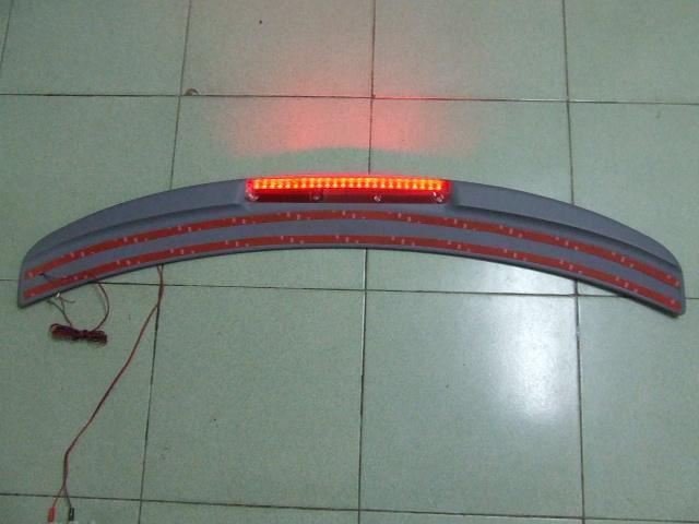 Mazda 6 LED Wing Spoiler Rear Spoiler Rear Wing ABS