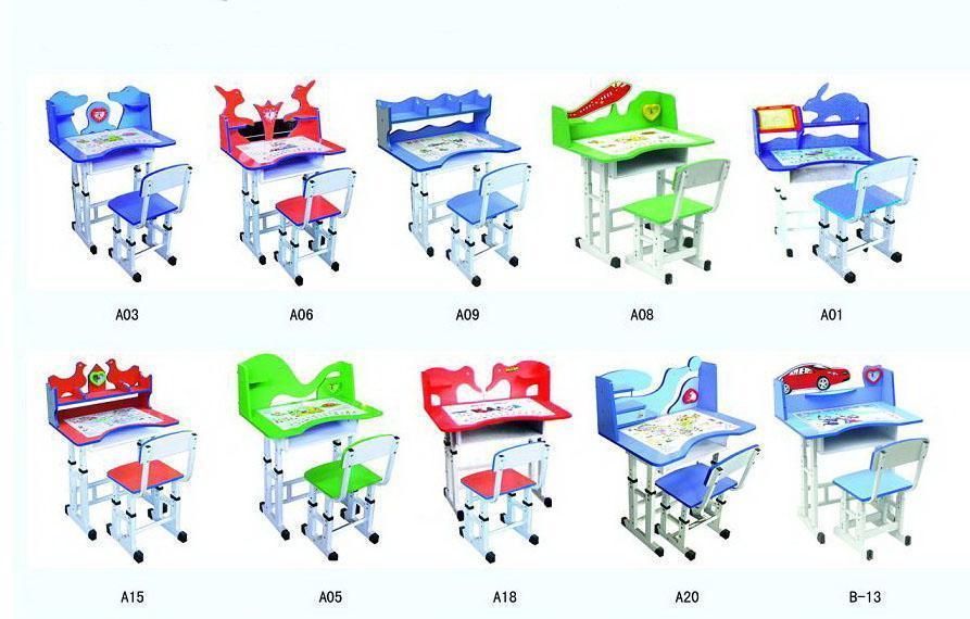 學生桌椅 1
