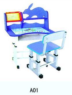 學生桌椅 2