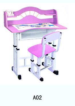 學生桌椅 3