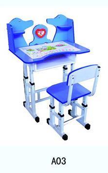 學生桌椅 4