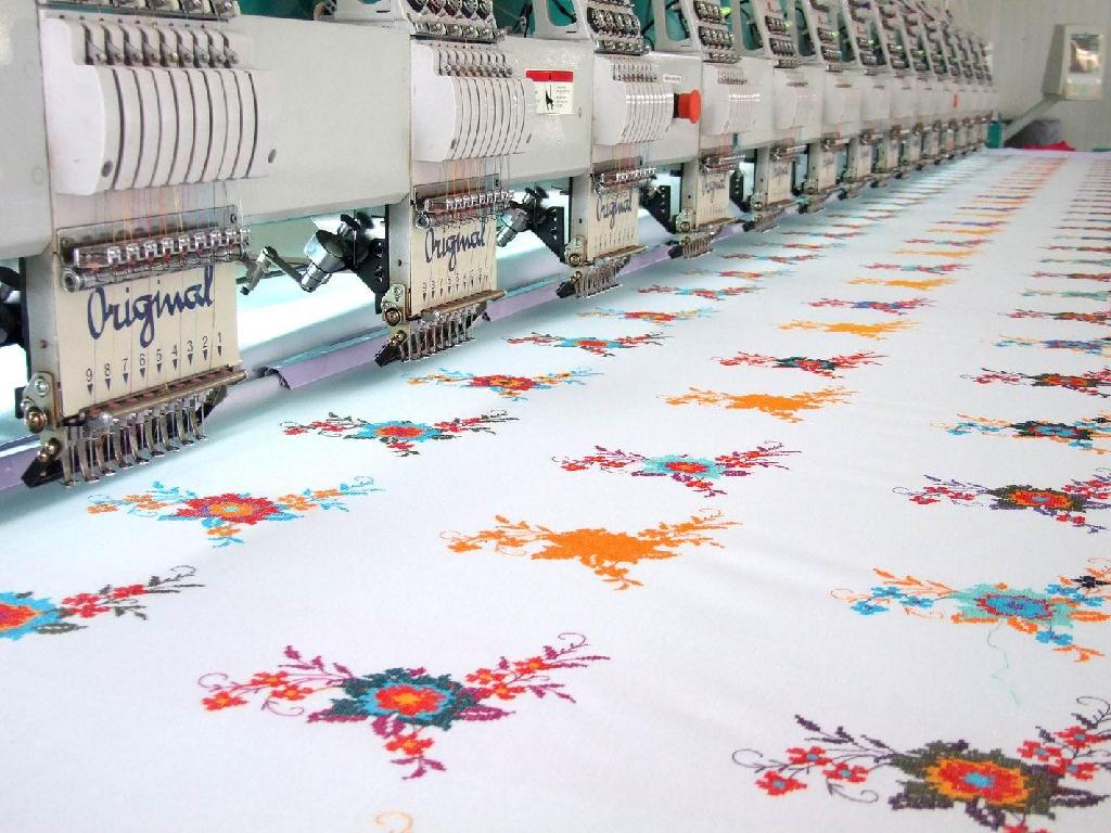 Стоимость вышивки машинной 21