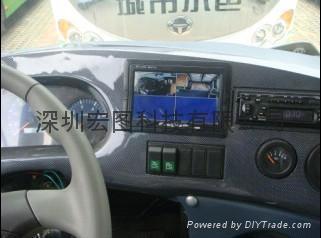 SD卡車載監控.車載錄像機/廠家直銷 4