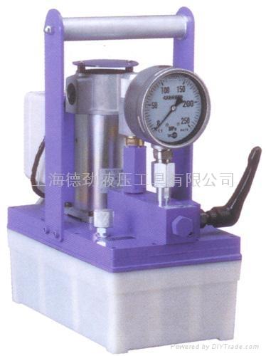 進口液壓拉伸器專用電動泵 1