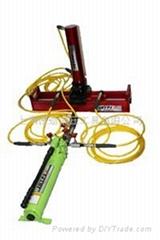 進口液壓軌道復位機
