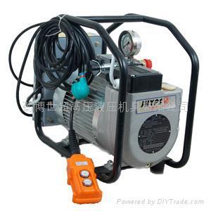 進口電動液壓泵 1
