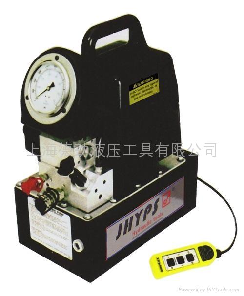 進口大流量電動液壓泵 1