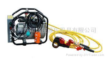 進口電動液壓泵 2
