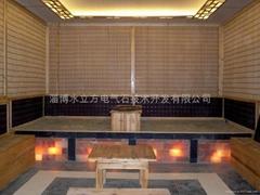 電氣石系列產品,汗蒸房原材料