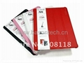 The Brand New icarer smart cover Real Leather case for ipad 2