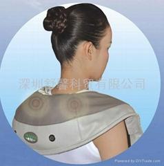 颈肩按摩器/颈肩矿物带