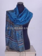 silk pashmina scarf