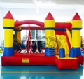 Bouncy castle bounce house inflatable