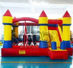 Bouncy castle bounce hou