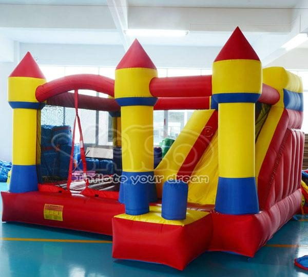 Bouncy Castle Bounce House Inflatable Castle Inflatable