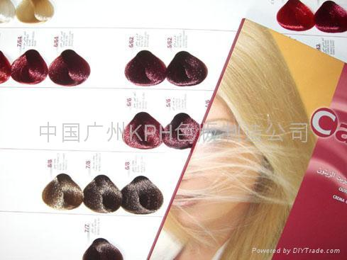 hair color chart 3