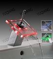 Glass LED Faucet(LE005)