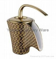 Ceramic Waterfall Faucet