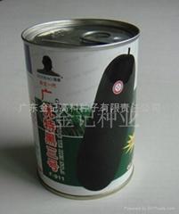 广优特黑三号黑皮冬瓜种子F-911