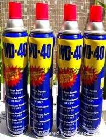 WD-40防锈润滑剂 5