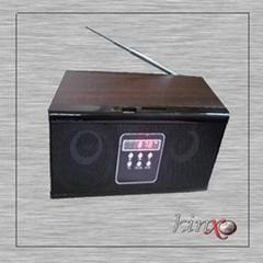 Portable Speaker / FM radio