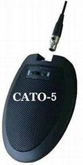 千濤調音台用全向麥克風 CATO-M5 ,適用於視頻會議