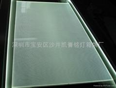 導光板超薄燈箱