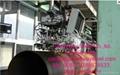 Longitudinally welded steel pipe LSAW