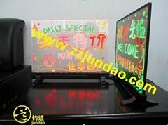 LED電子熒光手寫廣告板