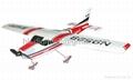 4 CH Cessna 182 RC Airplane RTF w/