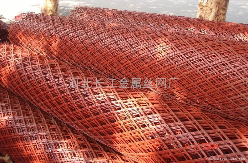 aluminum expaned metal mesh